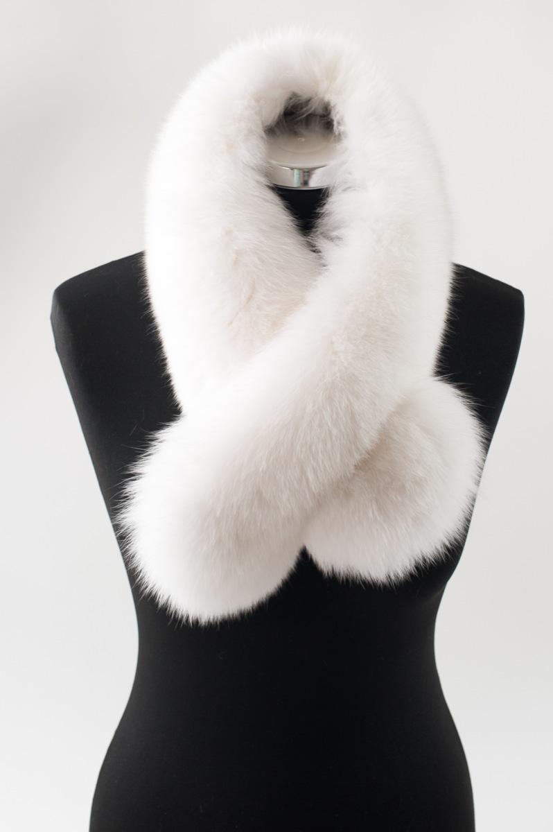 Šála polární liška
