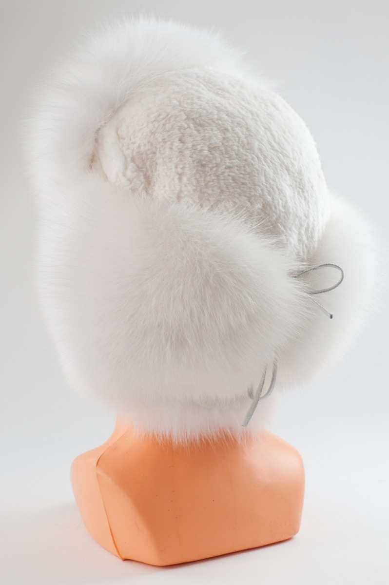 Kožešinové čepice 7