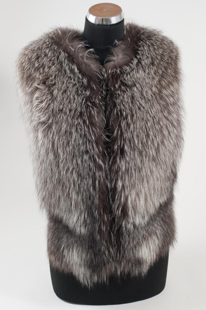 Vesta stříbrná liška